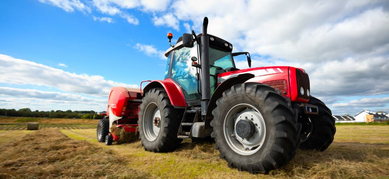 Asset Finance for Tractor